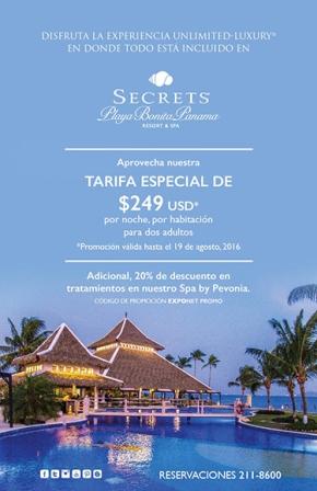 Secrets_volante_spa_Expoturismo